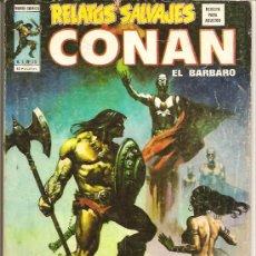 Cómics: RELATOS SALVAJES V-1 Nº 30 CONAN, LOS NUEVOS VENGADORES CON C. AMERICA MUY BIEN. Lote 19781770