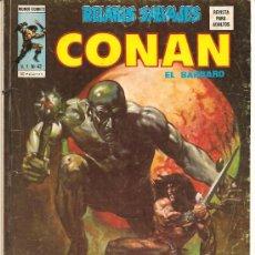 Comics: RELATOS SALVAJES , CONAN V-1 Nº 42. Lote 4877061
