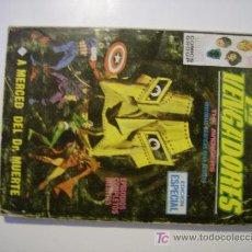 Cómics: LOS VENGADORES VOL.1 (FORMATO POCKET) Nº 11. Lote 11093961