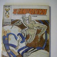 Cómics: LOS 4 FANTÁSTICOS VOL.1 (FORMATO POCKET) Nº 61. Lote 4988389