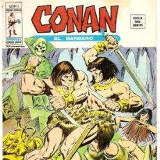 Cómics: CONAN V-2 Nº 11 DIFICIL. Lote 9479080