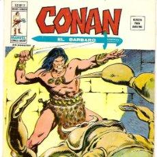 Comics : CONAN V-2 Nº 12 BASTANTE BIEN. Lote 7739682