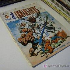 Cómics: LOS 4 FANTÁSTICOS VOL.2 Nº 21. VÉRTICE, 1974.. Lote 4988690