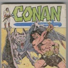 Comics : CONAN TACO Vº 1 Nº 15, PORTADA LOPEZ ESPI, BASTANTE BUENO. Lote 7957001