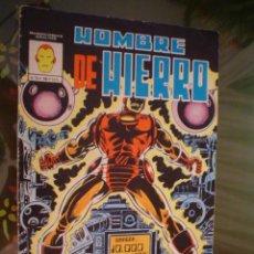 Cómics: EL HOMBRE DE HIERRO Nº 3 ........... MUNDICOMICS. Lote 5256743