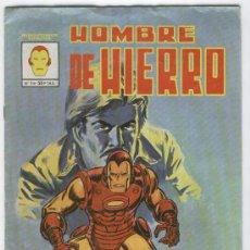 Cómics: HOMBRE DE HIERRO Nº 1 MUNDICOMICS 1981. Lote 5445212