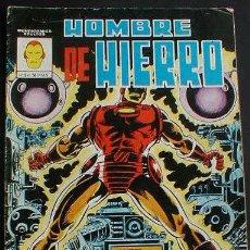 Cómics: COMICS HOMBRE DE HIERRO..1981..ENVIO GRATIS¡¡¡. Lote 5474068