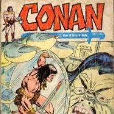 Cómics: CONAN THE BARBARIAN, EDICIONES VERTICE AÑO 1972 CAJA ARMARIO ISA. Lote 5483172