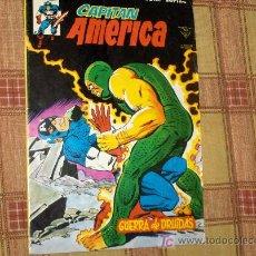 Cómics: VÉRTICE VOL. 3 CAPITÁN AMÉRICA Nº 45. 80 PTS. 1980. A TODO COLOR.. Lote 5647313