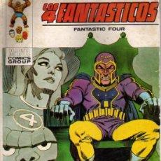 Cómics: COMIC EDITORIAL VERTICE VOL 1 LOS 4 FANTASTICOS Nº 52. Lote 5874144