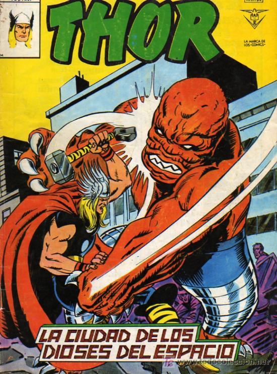 THOR V2 Nº44 (Tebeos y Comics - Vértice - Thor)