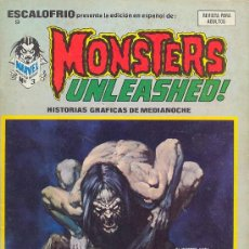 Cómics: MONSTERS UNLEASHED Nº 3. Lote 25753463
