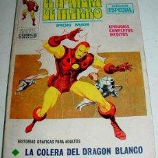 Cómics: EL HOMBRE DE HIERRO V-1 VERTICE . Lote 6220062