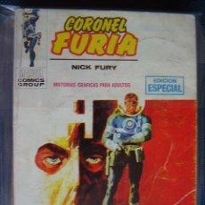 Cómics: CORONEL FURIA. Nº5. VÉRTICE.. Lote 27313407