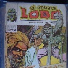 Cómics: EL HOMBRE LOBO. Nº 4. VOL 1. VÉRTICE. Lote 27377947