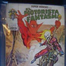 Comics : SUPER HÉROES. Nº 4. VOL 1. VÉRTICE. Lote 27313412