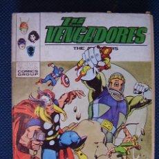 Cómics: LOS VENGADORES. Nº 48? VOL. 1. VÉRTICE. Lote 26198413