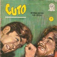 Cómics: CUTO Nº 3 FORMATO GRAPA. Lote 6448017