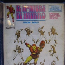 Cómics: VÉRTICE. EL HOMBRE DE HIERRO. VOL 1. Nº 15.. Lote 27313417