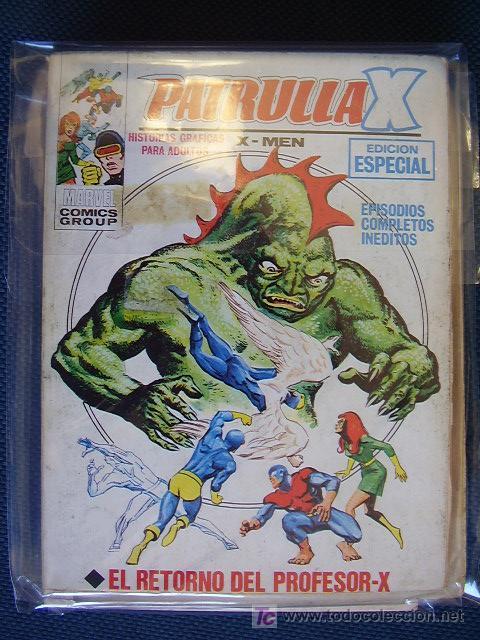 VÉRTICE. PATRULLA X. VOL 1. Nº 30 (Tebeos y Comics - Vértice - Patrulla X)