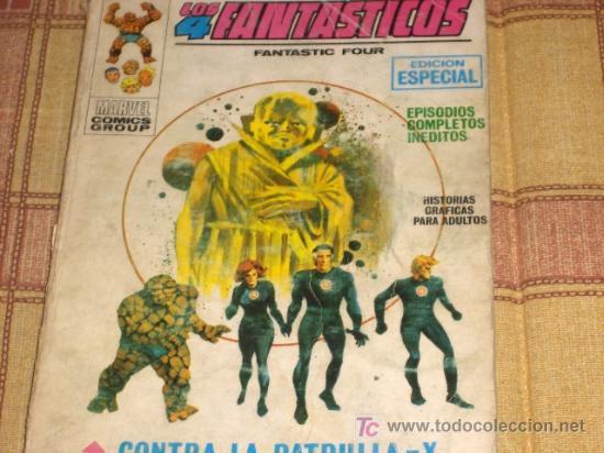 VÉRTICE VOL. 1 LOS 4 FANTÁSTICOS Nº 14. 1969. 25 PTS. (Tebeos y Comics - Vértice - 4 Fantásticos)