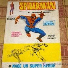 Cómics: VÉRTICE VOL. 1 SPIDERMAN Nº 16. 30 PTS.. Lote 14091539
