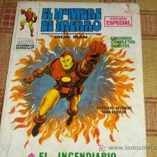 Cómics: VÉRTICE VOL. I EL HOMBRE DE HIERRO Nº 11. 25 PTS. 1970.. Lote 14091536