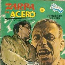 Cómics: COMIC ZARPA DE ACERO Nº 8 VERTICE GRAPA. Lote 7102644