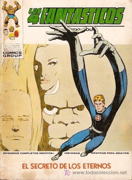 COMIC LOS 4 FANTASTICOS Nº 57 EDICIONES VERTICE (Tebeos y Comics - Vértice - 4 Fantásticos)