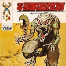 Cómics: COMIC LOS 4 FANTASTICOS Nº 54 EDICIONES VERTICE . Lote 7112778