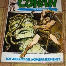 Comics : VÉRTICE VOL. I CONAN Nº 4. 1972. 25 PTS. .. Lote 14223087