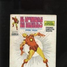Cómics: HOMBRE DE HIERRO Nº 16. Lote 11761835