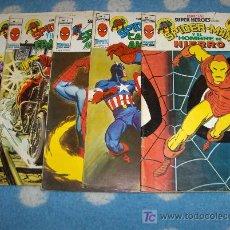 Cómics: LOTE 4 VÉRTICE VOL. 2 ESPECIAL SUPER HÉROES SPIDERMAN. SE VENDEN SUELTOS.. Lote 14012059