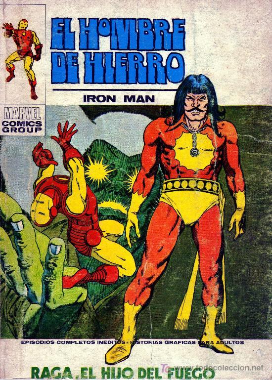 EL HOMBRE DE HIERRO (IRON MAN) VERTICE VOLUMEN 1 Nº 27 (Tebeos y Comics - Vértice - Hombre de Hierro)