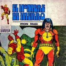 Cómics: EL HOMBRE DE HIERRO (IRON MAN) VERTICE VOLUMEN 1 Nº 27. Lote 16893756