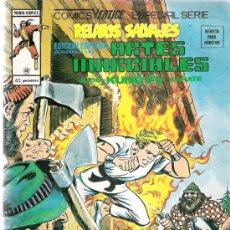 Cómics: RELATOS SALVAJES - ARTES MARCIALES - NUM 40 EDICIONES VERTICE 1978. Lote 13340483