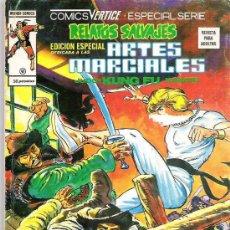 Cómics: RELATOS SALVAJES - ARTES MARCIALES - NUM 41 EDICIONES VERTICE 1978 - ESPECIAL SERIE. Lote 12224925