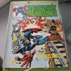 Cómics: CAPITAN AMERICA Nº 6, LINEA SURCO, COLOR. Lote 26321377
