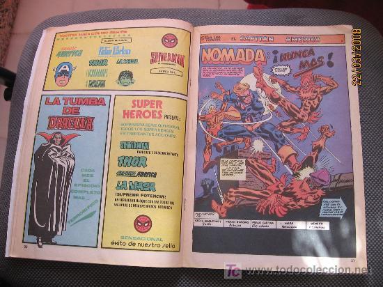 Cómics: CAPITAN AMERICA - VERTICE - VOL 3 NUMERO 42 - Foto 2 - 27117070