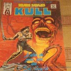 Cómics: VÉRTICE VOL. 1 RELATOS SALVAJES Nº 71 KULL EL CONQUISTADOR. 1980. 50 PTS.. Lote 12028239