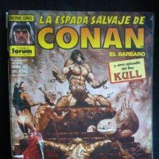 Cómics: LA ESPADA SALVAJE DE CONAN. CONAN Y VALERIA JUNTOS DE NUEVO N 65. Lote 8364379