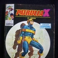 Cómics: PATRULLA X. EDIC.ESPECIAL. 128 PAG.1974. 128 PAG.20X15. Lote 23192560