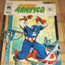 Cómics: VÉRTICE VOL. 3 CAPITÁN AMÉRICA Nº 13. 35 PTS. 1977.. Lote 12043725