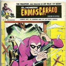 Cómics: EL HOMBRE ENMASCARADO. Nº 28 (35 PTS). Lote 27614521