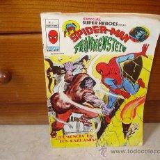 Cómics: VERTICE SUPER HEROES Nº 11 SPIDERMAN Y FRANKENSTEIN . Lote 8627546