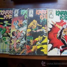 Comics: VERTICE KARATE KID COMPLETA 7 Nº. Lote 23673421