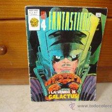 Fumetti: LOS 4 FANTASTICOS VERTICE VOL. 3 - Nº 27. Lote 8699902