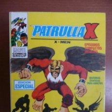 Cómics: PATRULLA X. VOL1. Nº 8. VÉRTICE. BIEN. Lote 26533340
