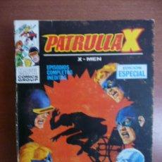 PATRULLA X. VOL1. Nº 19. VÉRTICE. BIEN