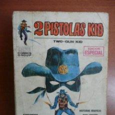 Cómics: 2 PISTOLAS KID. Nº 1. VÉRTICE. 25 PTAS!!!!!. Lote 27338240